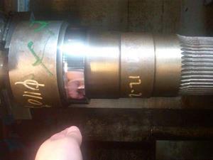 高束能外圆抛光机在汽车半轴中加工效果对比
