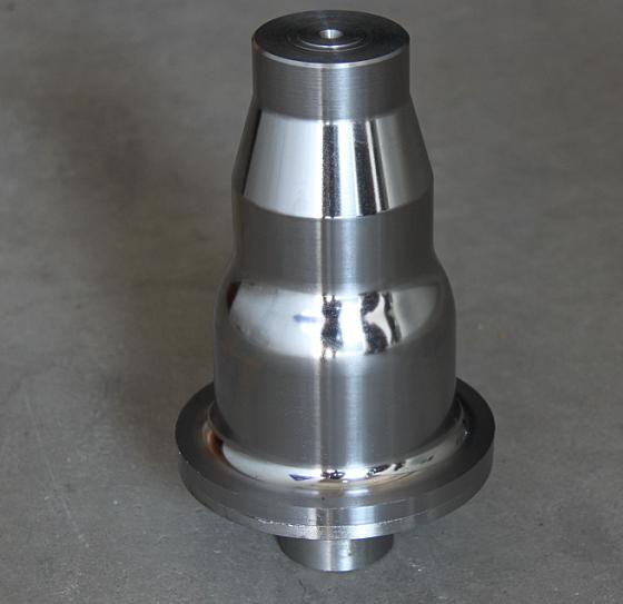 高束能适合各种形体零件光整加工